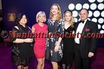 Angela Cascione, Missy O'Shaughnessy, Kate Bent, Amanda Miller, Hilary Miller