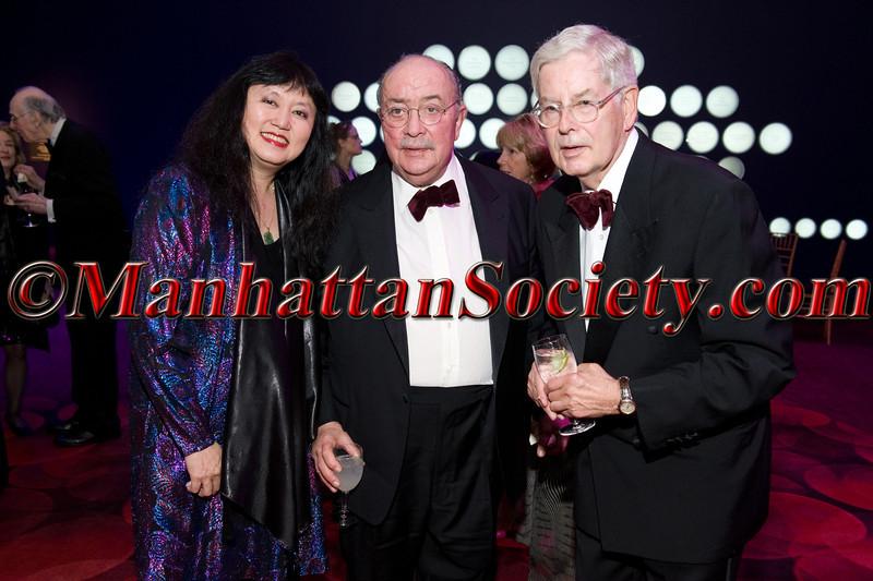 Wu Han, Peter Frelinghuysen, Herschel Post