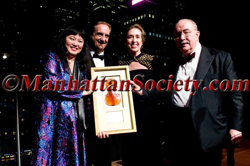 Wu Han, David Finckel, Suzanne Davidson,   Peter Frelinghuysen