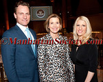 Jason Wright, Sallie Krawchek, Jessica Pliska attend THE OPPORTUNITY NETWORK: 2014 NIGHT OF OPPORTUNITY on Monday, April 7, 2014 at Cipriani Wall Street, 55 Wall Street, New York City, NY  PHOTO CREDIT: Copyright © 2014 Manhattan Society.com by Christopher London