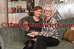 Jessica Milazzo, Tanya Van Sant