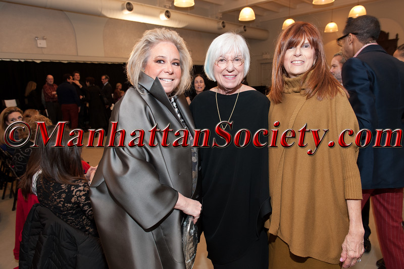 Joanna Fisher, Linda Morse, Margot London