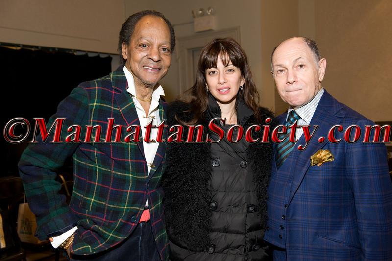 Lloyd Williams, Sara Khalifa,  Joel Kaye