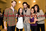 James Whiteside, Barbara Brandt, Marcelo Gomes, Misty Copeland,  Larisa Saveliev