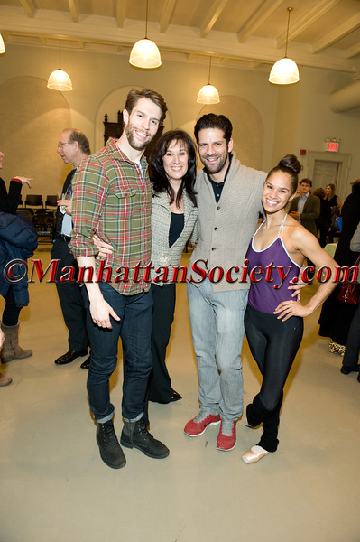 James Whiteside, Larisa Saveliev, Marcelo Gomes, Misty Copeland