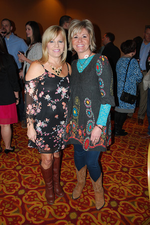 Sheila Harrell and Anne Resler_