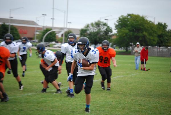 2014 Freshmen B v. St Charles East