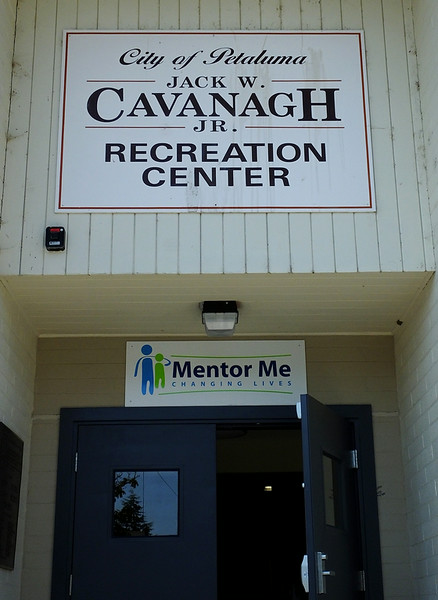 Athleta Volunteers, RTP volunteers and MMP Volunteers came on August 18th, 18th, 20th and 21st  to help Mentor Me Petaluma rennovate the Cavanaugh Center.