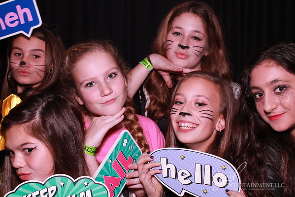 10-21-16 Bemis Junior High Halloween Party