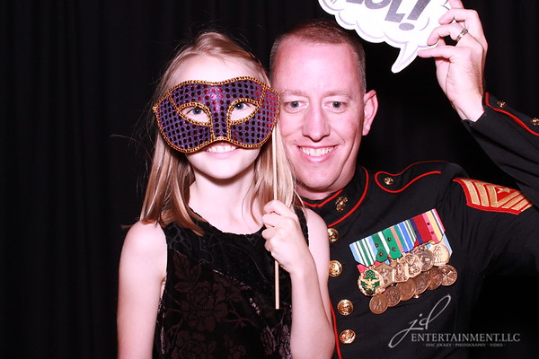 10-22-17 Young Marines Ball