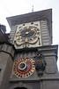 Closeup of the Clocktower.