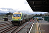 The 1320 Cork - Heuston is still MKIV operated on Friday and Saturday. 4006 is pictured arriving into Limerick Jct. with the service. Sat 01.03.14