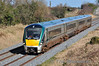 After earlier working the 0555 Gorey - Connolly, 22029 transferred to Heuston to work the 1300 Heuston - Cork and it is pictured at Rosskelton between Portlaoise and Ballybrophy. Mon 03.03.14