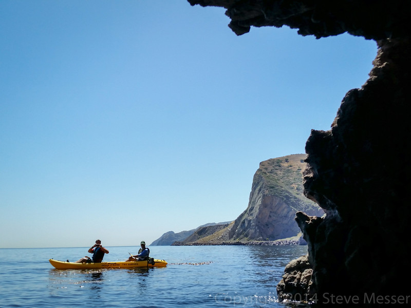 20140510163-Two Harbors Sea Kayaking, Catalina