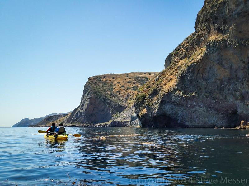 20140510159-Two Harbors Sea Kayaking, Catalina