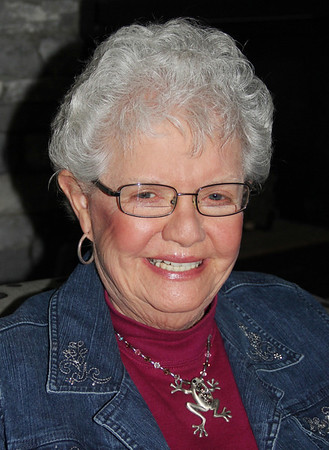 Peggy Zimmerman, American Cancer Society Telethon Volunteer, Walker Township (2-21-2014)