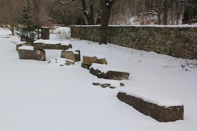 Snow Views, Stonehedge Gardens, South Tamaqua (1-26-2014)