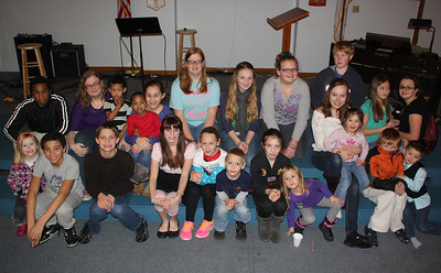 Variety Show, New Life Assembly of God Church, Tamaqua (1-24-2014)
