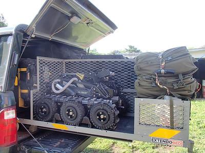 Blasting Caps, Bomb Squad, Walker Township (6-27-2014)