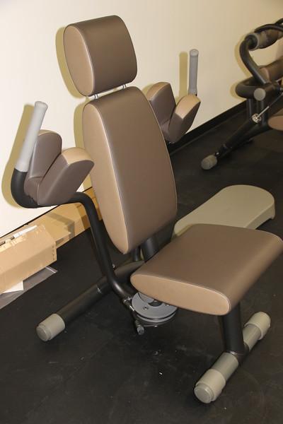 New Equipment, Tamaqua YMCA, Tamaqua (6-30-2014)