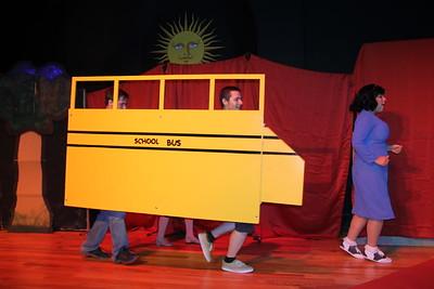 Pre-You're A Good Man Charlie Brown, Community Arts Center, Tamaqua (6-26-2014)