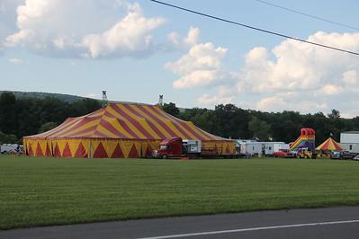 Walker Brothers Circus, Lehighton (6-22-2014)