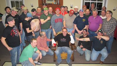 Bachelor Party, Hartz, Citizens Fire Company, Tamaqua (3-22-2014)
