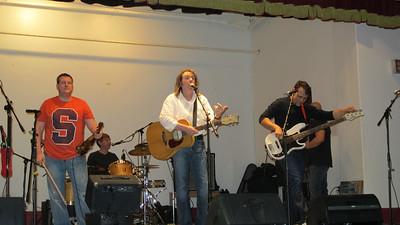 Ceili Rain performs, St. Jerome Regional School, Tamaqua (3-21-2014)