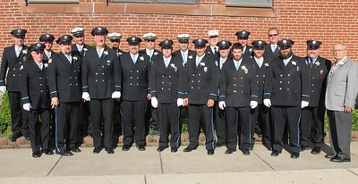 American Hose Company, Fire Company, Memorial Service, Tamaqua Volunteer Fireman's Relief Association 2014 (5-25-2014)