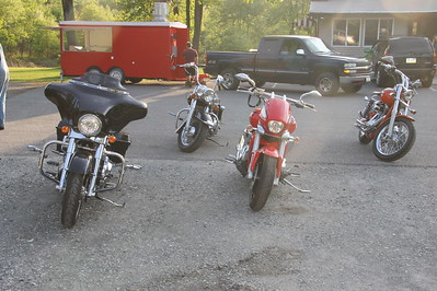 Poker Pickin' and Poker Run for Roy Poncho Habel, West Penn Rod and Gun Club (5-25-2014)