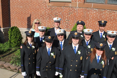 South Ward Fire Company, Memorial Service, Tamaqua Volunteer Fireman's Relief Association 2014 (5-25-2014)