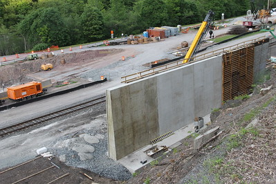 Status of New Bridge Work, Jim Thorpe (5-31-2014)