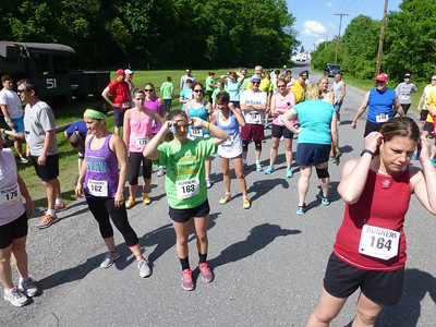 Zoostock 5K Run, Walk, The Sports Zoo, Lansford (5-31-2014)