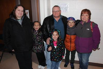 Spaghetti Fundraiser, Tamaqua Cub, Boy Scouts, St. John's UCC, Tamaqua (11-22-2014)