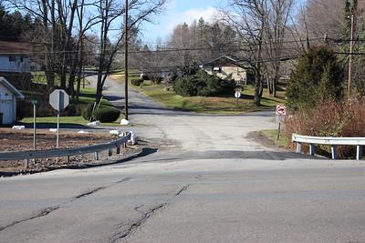 Status of Work at Wayne Avenue, Hometown (11-18-2014)