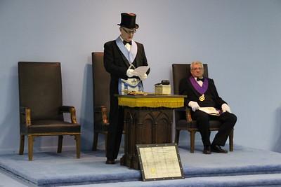 Tamaqua Masons Veterans Appreciation Program, Masonic Lodge, Hometown (11-19-2014)