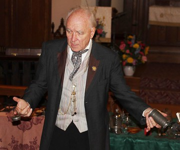 Presentation and Antique Display by Local Historian John Gunsser, Heritage Center, Summit Hill (9-20-2014)