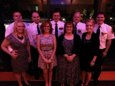 St. Luke's Presents Awards to Ryan FF, Ambulance, A Night of Heroes, Bethlehem (9-20-2014)