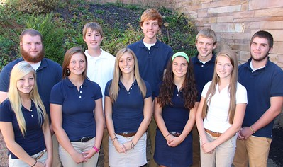 Tamaqua Homecoming Court, High School, Tamaqua (9-23-2014)