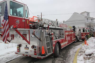 House Fire, 174 Kimber Street, New Philadelphia (2-9-2014)