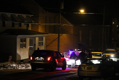 Police Response After Man Stabs Woman, McAdoo (2-1-2014)