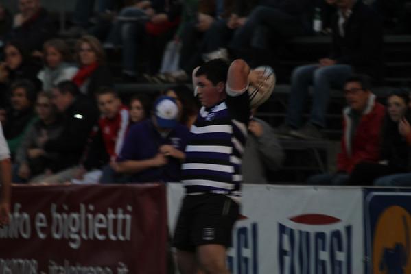 Varsity Purple - Italy Capitolina
