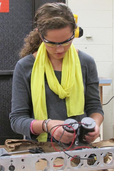 Inspecting motors