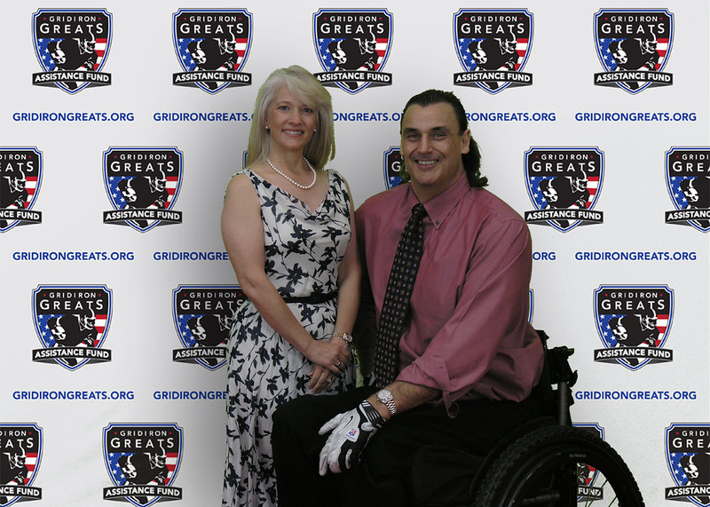 Mike and Dani Utley 2014 Inductee