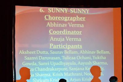 6. Sunny Sunny