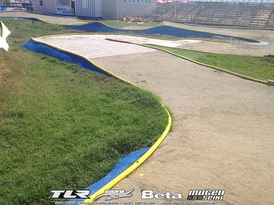 First track photos