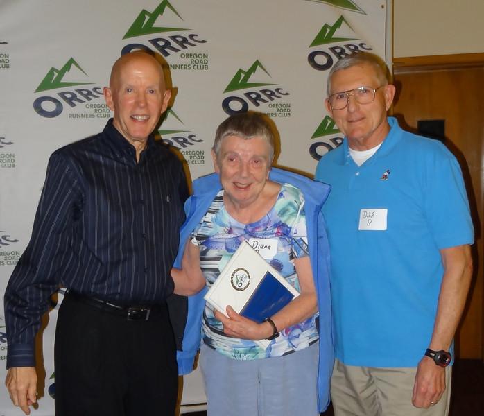 Diane and Dick Bemrose Volunteer Award WInners