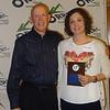 Melissa Mocklin-Dwiggins 10K Series Female Overall Points Winner