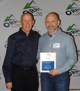 Brian Schimmel - Kathy Weidcamp Award Recipient
