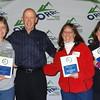 Sandy Bourne, Tracy Reisinger & Julia Reisinger Participation Award Winners